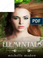 Elementals 5 the Hands of Time - Michelle Madow