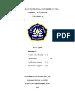 Percobaan 09 Gerbang Logika Dasar Kelompok 5 Lt 2e