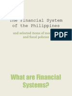The Financial System of the Philippines