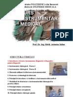 Curs 1 Instrumentar