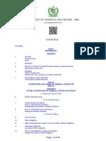 Pakistan Code of Criminal Procedure 1898