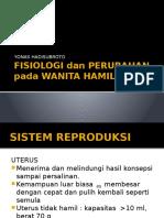 Kuliah 3.2 - Fisiologi Dan Perubahan Pada Wanita Hamil