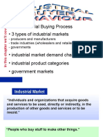 Industrial Buying