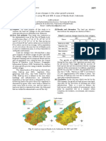 Land Use Changes in the Urban Growth Process After a Tsunami Using RS & GIS a Case of Banda Aceh, Indonesia