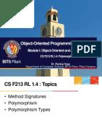 CS F213 RL 1.4