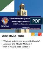 CS F213 RL 5.1