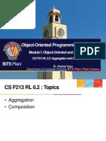 CS F213 RL 6.2