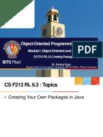 CS F213 RL 6.3