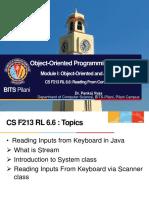 CS F213 RL 6.6