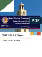CS F213 RL 7.3