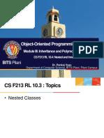 CS F213 RL 10.4