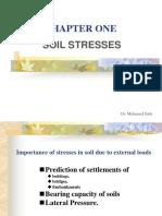 Soil Stresses