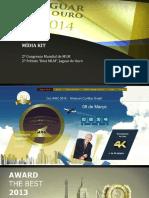Mídia Kit - World MLM Congress ( Jaguar de Ouro) - Associação Unitel