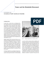 Nakagin Capsule Tower and the Metabolist Movement.pdf