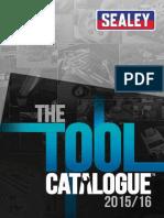 Sealey Tool Catalogue 2015-16