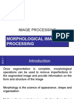 DIP Mod4 Morphological Processing
