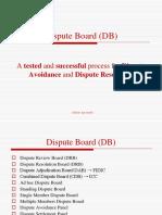 Dispute Boards