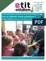 Le Petit Quotidien - 5285