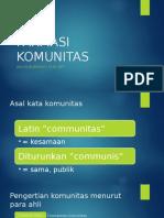 FARMASI KOMUNITAS