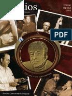 Revista Estudios  edición especial Rodney Arismendi