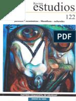 Revista Estudios N° 122