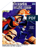 Superman/Fantastic Four