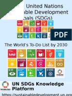 UN SDGs Introduction from UN