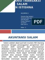 10 - Salam Dan Istishna