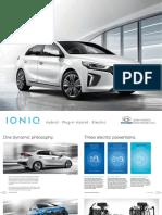Ioniq Brochure