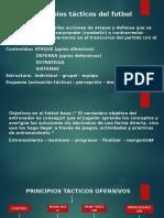 Diapositivas Aspectos Tacticos Ofensivos y Defensivos