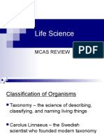 life science mcas review