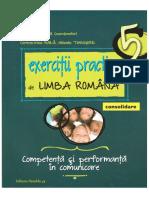 292060140 Exercitii Practice de Lb Romana Cls 5 Maria Rusu