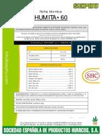 0206 Humita 60 Eco - Ft
