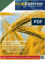 Ce 219 Trigo Oportunidad Soberania Alimentaria Boliviana
