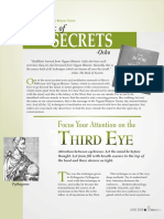 15 the Book of Secrets