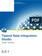 Talend DataIntegration Studio UG 6.0.1 En