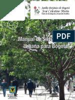 Manual de Silvicultura Urbana Para Bogota