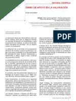 DOMINATE (Valoracion de Heridas) - Editorial