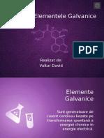 Elemente Galvanice