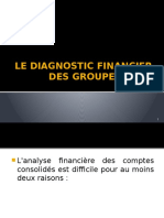 Le Diagnostic Financier Des Groupes Hem 2014