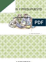 COSTOS Y PRESUPUESTO SESION 1 _2017 I.ppt