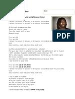 War Child Lyrics