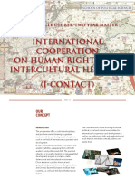 Brochure I-CONTACT International Master