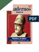 Revista Cuadernos Historia 16 - 1996 Ch068 Pericles Y Su Epoca