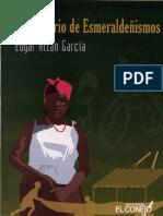 Diccionario de Esmeraldeñismos