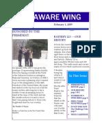 Delaware Wing - Feb 2009