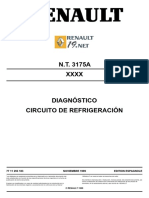 Diagnostic o Circ de Refriger Ac i On