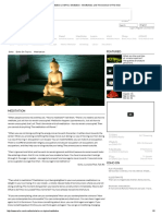 Meditation _ OSHO _ Meditation - Mindfulness and the Science of the Inner