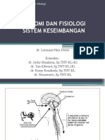 anatomi fisiologi keseimbangan