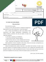 Teste Maio Portugues 2